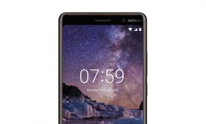 Nokia 7 plus älypuhelin paras kuluttajapuhelin