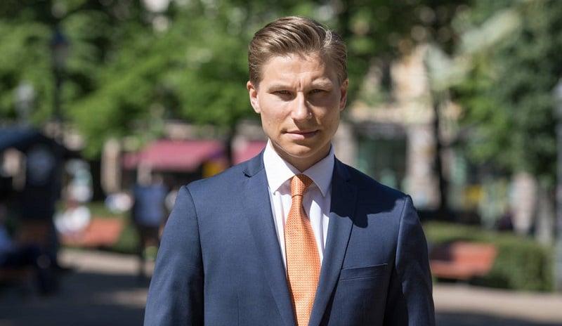 Oikeusministeri Antti Häkkänen