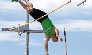 seiväshyppy rima urheilija tulosodotukset tulospettymys epäonnistuminen talous sijoittaminen