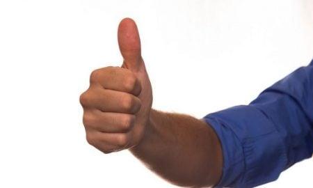tulosparannus voittaja voitto positiivinen peukalo onnistuminen