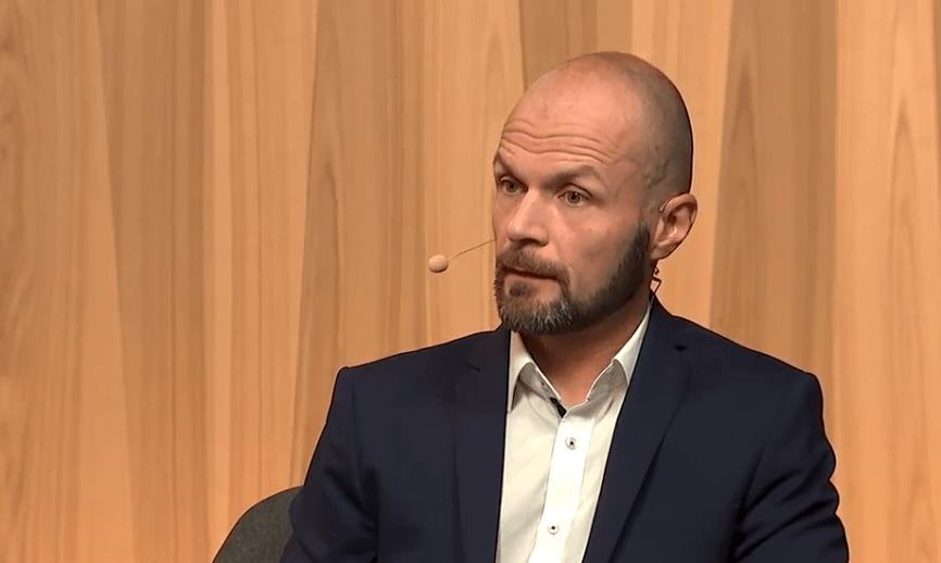 Fellow Finance toimitusjohtaja Jouni Hintikka