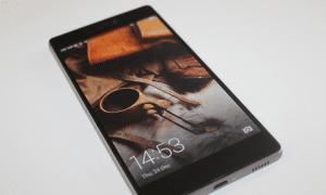 Huawei älypuhelin kännykkä talous