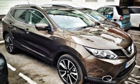 Nissan Qashqai auto automalli suosituimmat autot autoilu talous