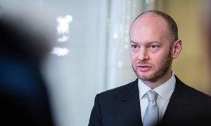 Sampo Terho, Suomen eurooppa-, kulttuuri- ja urheiluministeri