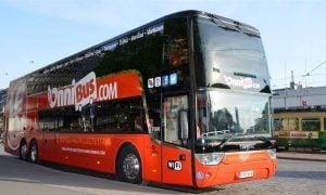 Onnibus halpabussiyhtiö bussiliikenne talous