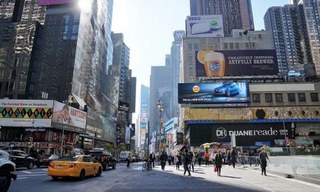 USA Yhdysvallat New York talous
