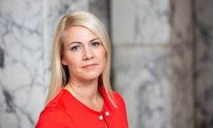 Satu Taavitsainen kansanedustaja SDP