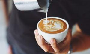 Kahvi, kiitos!