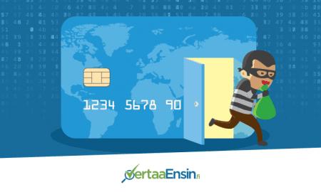 maksukorttiturvallisuus