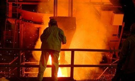 teollisuus talous suhdanteet terästeollisuus