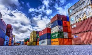 vienti vientikontit satama kansantalous talous