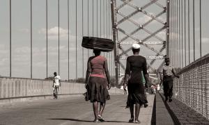 Afrikka Zimbabwe