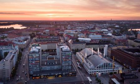 Helsinki asunnot asuntomarkkinat asuminen kaupunki