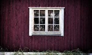 maaseutu Suomi ikkuna talo talous