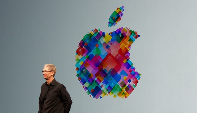 Apple Tim Cook teknologiayhtiö