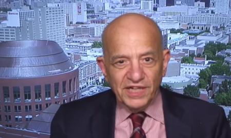 Jeremy Siegel rahoituksen professori sijoituskirjailija