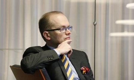 Penna Urrila pääekonomisti EK
