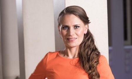 Pörssisäätiön toimitusjohtaja Sari Lounasmeri.