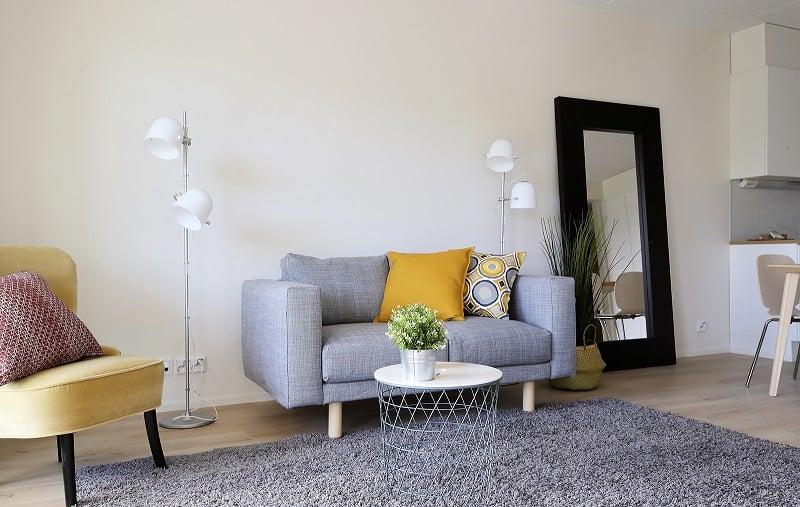 asuminen asunto huoneisto olohuone asuntomarkkinat