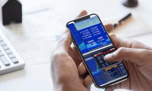 osakekauppa matkapuhelin osakkeet pörssikauppa sijoittaja sijoittaminen