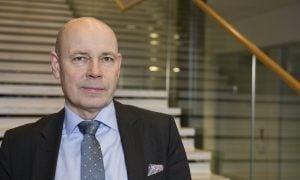 Hämeen Kauppakamari toimitusjohtaja Jussi Eerikäinen talous