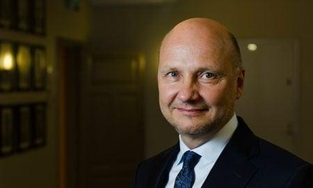 Jari Gustafsson kansliapäällikkö TEM
