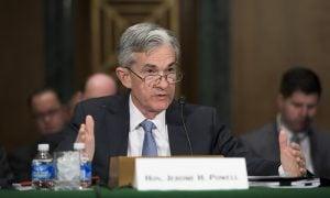 Jeremy Powell Fed pääjohtaja keskuspankk
