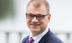 Juha Sipilä pääministeri hallitus keskusta
