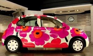 Marimekko design Nissan Micra