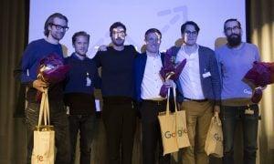 Sniffie Software startup kiihdytysohjelma Google