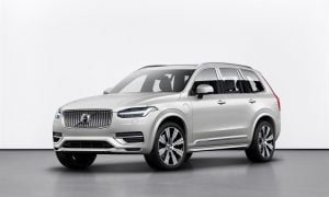 Volvo XC90 Inscription T8 Twin Engine 3 autoilu