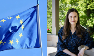 Euroopan Unioni EU Sanna Marin talous