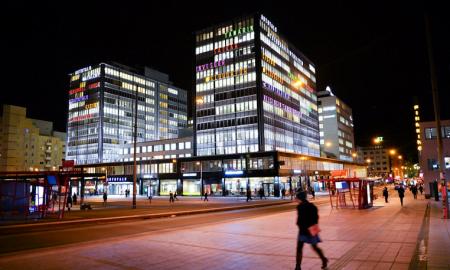 Helsinki kiinteistöt toimitilat pääkaupunkiseutu rakentaminen talous