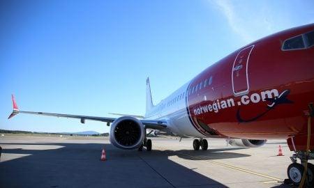 Norwegian lentoyhtiö halpalentoyhtiö lentokone talous