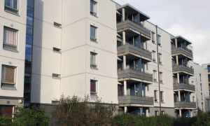 Nuorisosäätiö kerrostalo asuminen talous