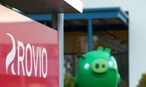 Rovio peliyhtiö Angry Birds sijoittaminen osakkeet