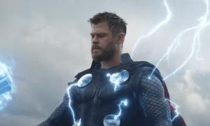 Avengers Endgame elokuva lipputulot talous