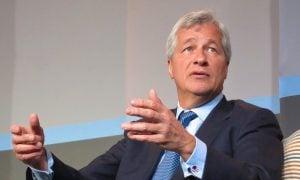 JP Morgan Jamie Dimon pankki toimitusjohtaja