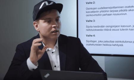 Jukka Oksaharju osinkohaaste sijoittaminen