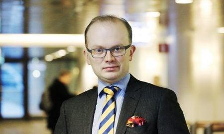 Penna Urrila pääekonomisti johtaja