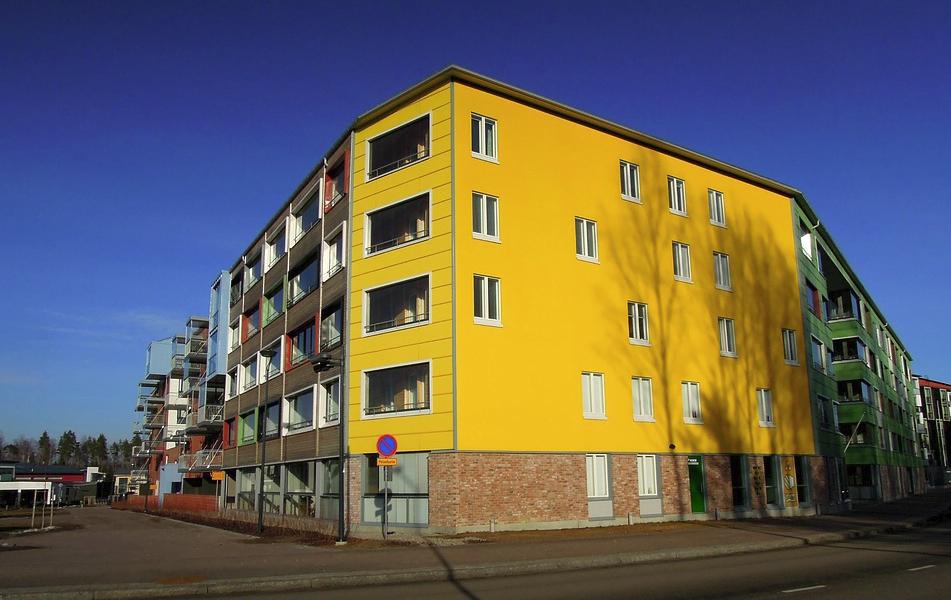 rakennus kerrostalo Vantaa asuminen asuntomarkkinat