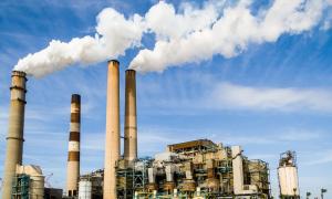 teollisuus päästöt saasteet tuotanto talous