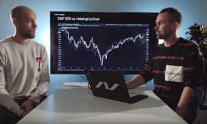 treidaaja aktiivinen kaupankäynti sijoittaminen tekninen analyysi