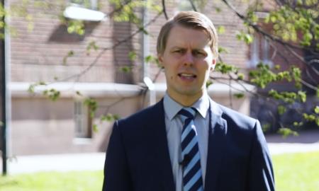 Antti Saari Nordea päästrategi