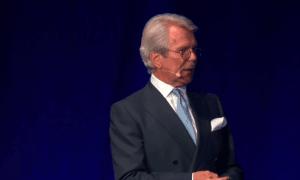 Björn Wahlroos esitys Suuri Osakesäästäjäpäivä 2019 sijoittaminen omistaminen