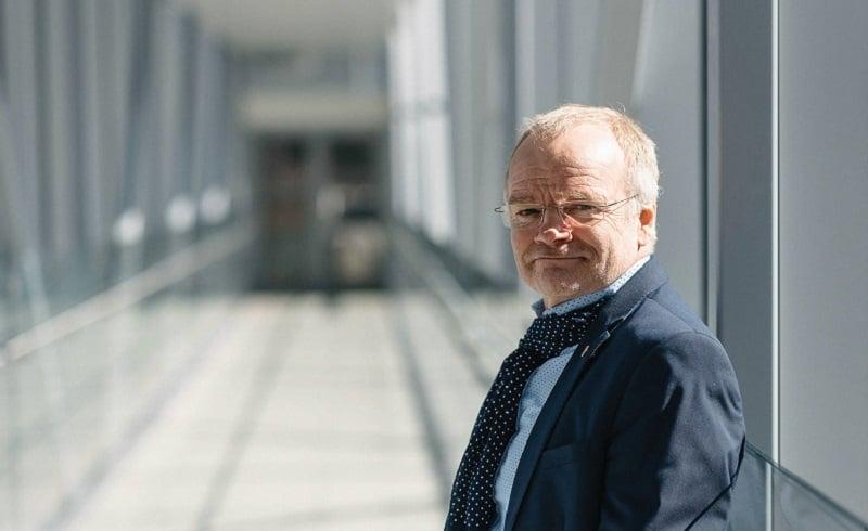 pääanalyytikko Riku Lehtinen