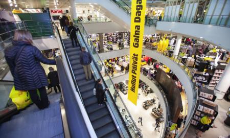Stockmann Hullut päivät tavarataloketju tavaratalo