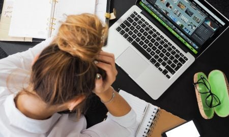 Näillä vinkeillä vähennät stressiä töissä
