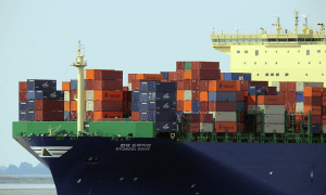 laiva kontit ulkomaankauppa