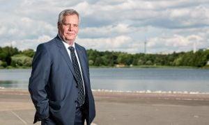 Antti Rinne puheenjohtaja SDP pääministeri talous